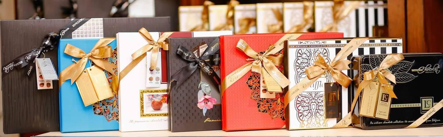 (L C Chocolate (belgium chocolate
