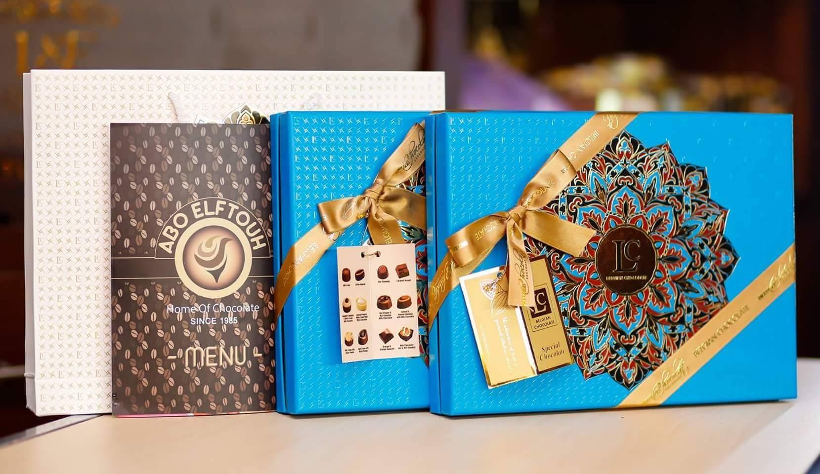 (L C Chocolate(belgium chocolate